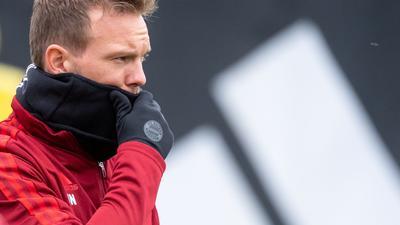 Will mit drei Punkten zurück aus Lissabon nach München reisen: Bayern-Coach Julian Nagelsmann.