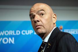 Will einen geänderten WM-Rythmus durchsetzen: FIFA-Boss Gianni Infantino.
