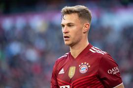 Fußballspieler Joshua Kimmich vom FC Bayern München.