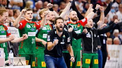 Der SC Magdeburg feierte beim THWKiel den Sieg im Spitzenspiel der Handball-Bundesliga.