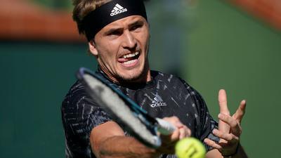 Wird nicht beim Davis Cup aufschlagen: Alexander Zverev.