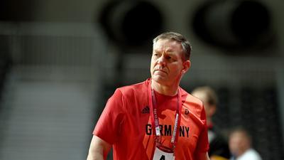 Alfred Gislason ist der Trainer der deutschen Handballer.