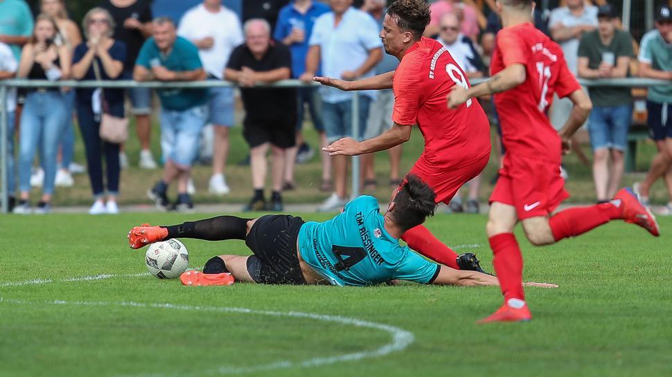 SV Oberderdingen gegen FC Fatihspor