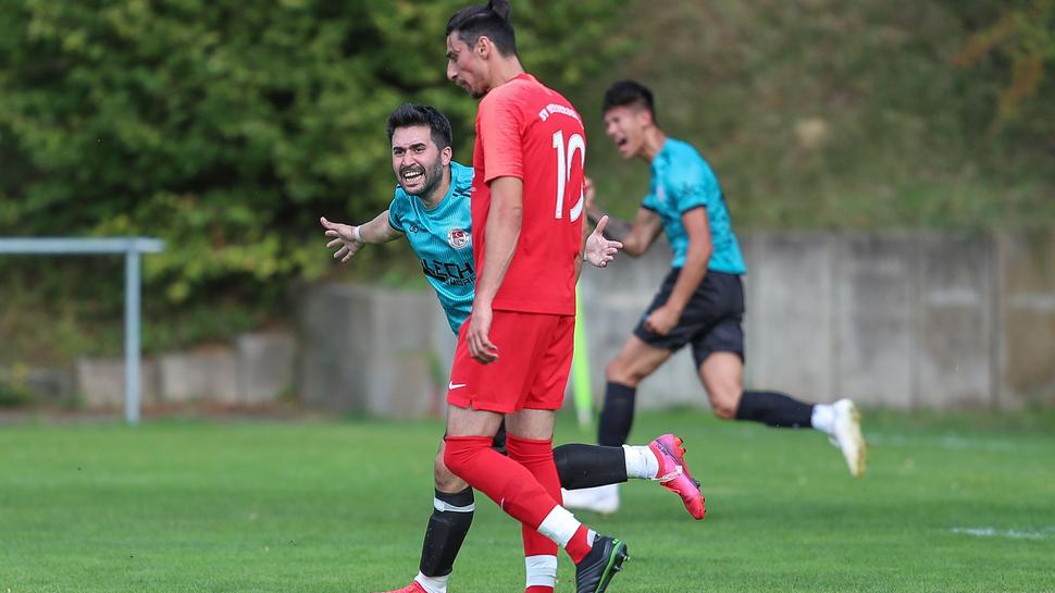 FC Fatihspor Oberderdingen gegen SV Oberderdingen